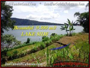 TANAH di TABANAN BALI DIJUAL MURAH 95 Are view danau Beratan dan gunung