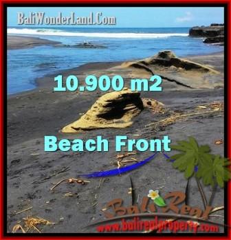 TANAH JUAL MURAH TABANAN BALI 10,900 m2 View sawah, gunung, dan laut