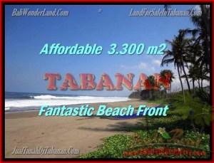 TANAH di TABANAN DIJUAL Untuk INVESTASI TJTB157