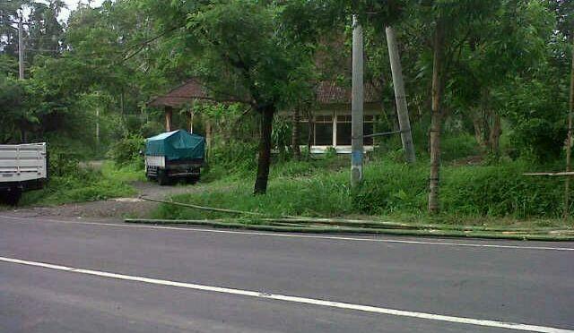 Jual Tanah di Tabanan Bali Cocok utk Gudang atau Pabrik