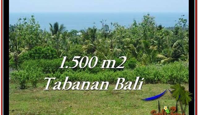 TANAH di TABANAN DIJUAL TJTB234