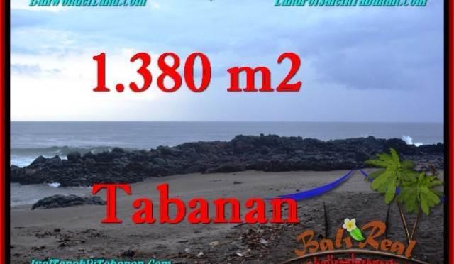 DIJUAL TANAH di TABANAN Untuk INVESTASI TJTB270