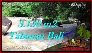 DIJUAL TANAH di TABANAN Untuk INVESTASI TJTB282