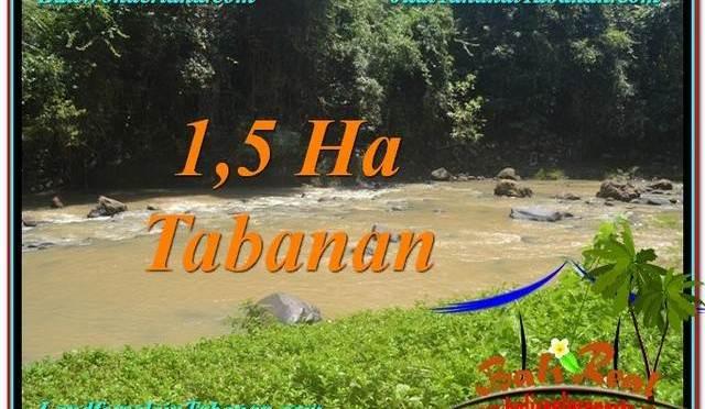 TANAH DIJUAL MURAH di TABANAN BALI TJTB304