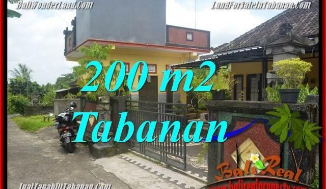 INVESTASI PROPERTY, TANAH DIJUAL MURAH di TABANAN BALI TJTB359