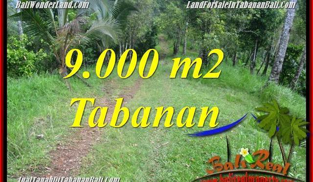 DIJUAL MURAH TANAH di TABANAN TJTB364
