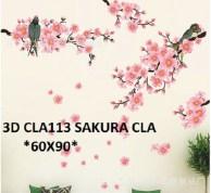 3d-cla113-sakura-wallsticker-ecer-grosir-untuk-dekor-kamar-ruang-tamu-kamar-bayi-085776500991-bu-eva