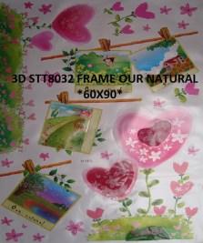 3d-stt8032-frame-our-natural-wallsticker-ecer-grosir-untuk-dekor-kamar-ruang-tamu-kamar-bayi-085776500991-bu-eva