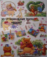3d-stt8040-frame-pooh-wallsticker-ecer-grosir-untuk-dekor-kamar-ruang-tamu-kamar-bayi-085776500991-bu-eva