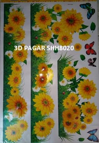 shh8020-3d-pagar-sunflower