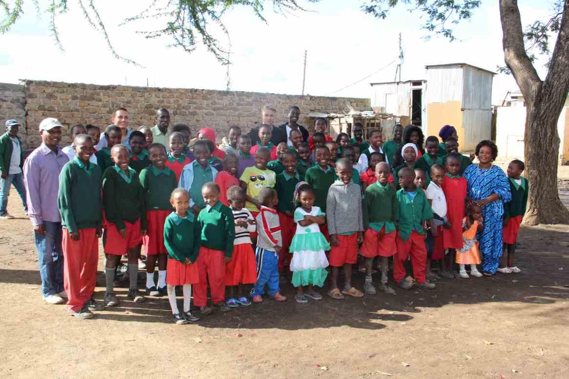 Bethlehem Community Center, NGO Kenya, Solar Energy Kenya, Solarenergie Autarkie