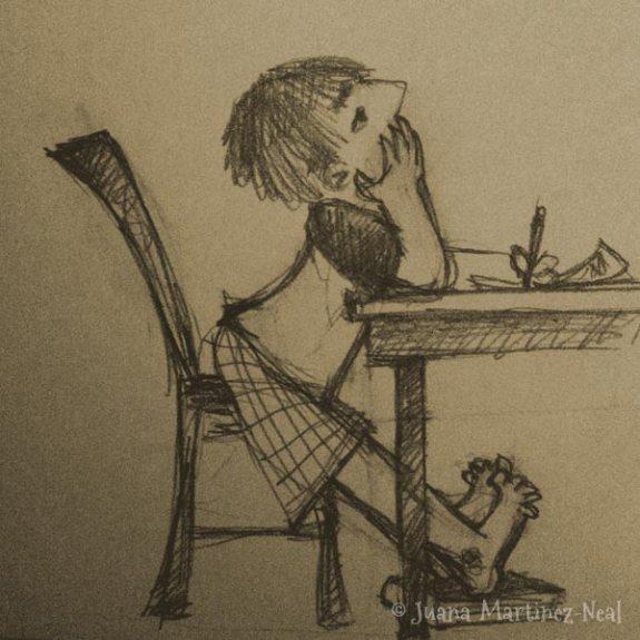 Initial Sketch for Homework