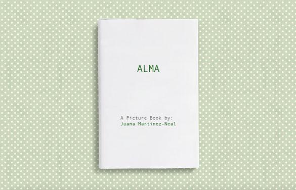 Book Announcement: ALMA