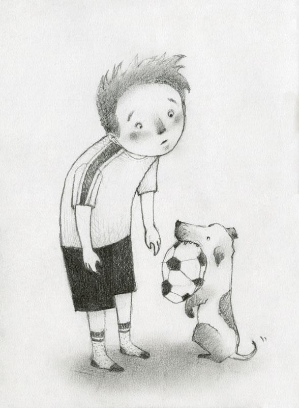 Soccer by Juana Martinez-Neal