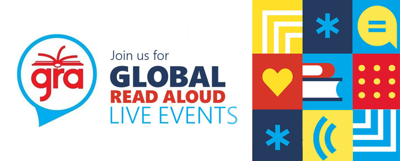 Global Read Aloud Live Event