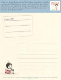 Alma - Teacher Tip Card