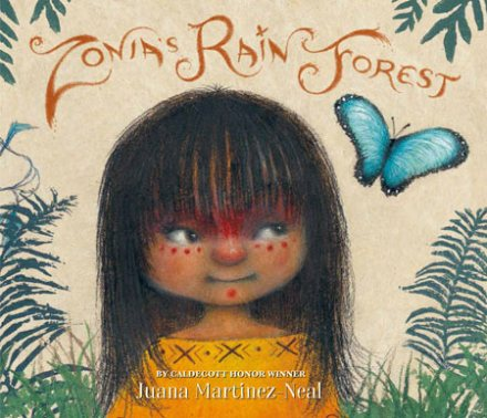 Cover of Zonia's Rain Forest