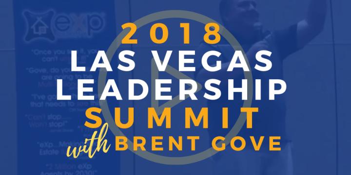 Las Vegas Leadership Summit – Brent Gove