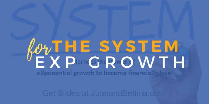 The System for eXp Growth