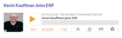 Kevin Kauffman Joins EXP
