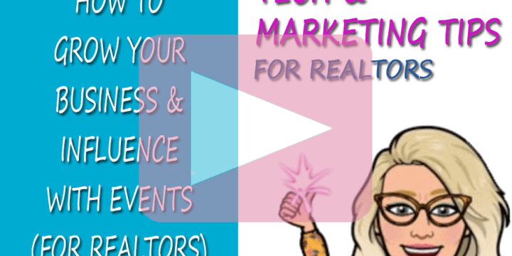 How to Grow Your Business & Influence with Events
