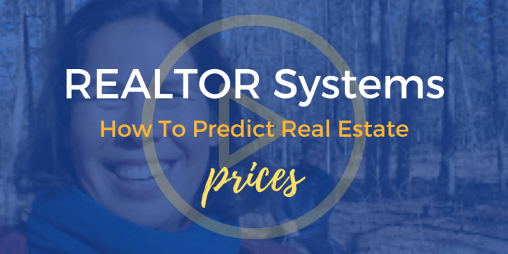 How To Predict Real Estate Prices