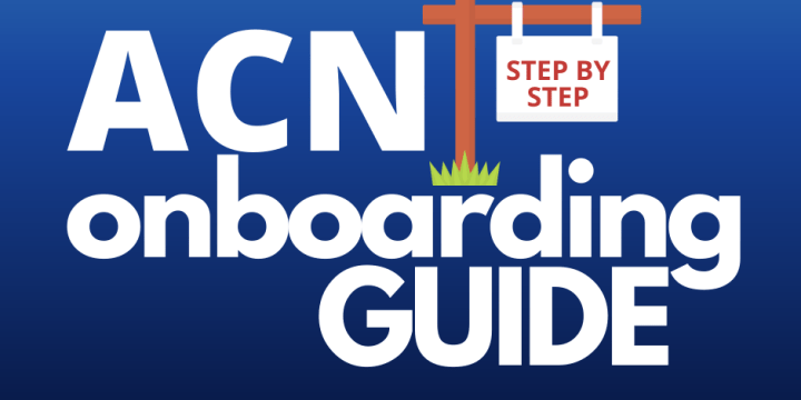 ACN Onboarding Guide