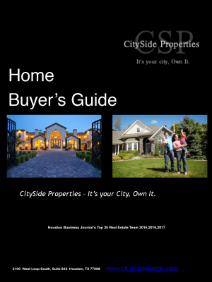 Buyers Guide
