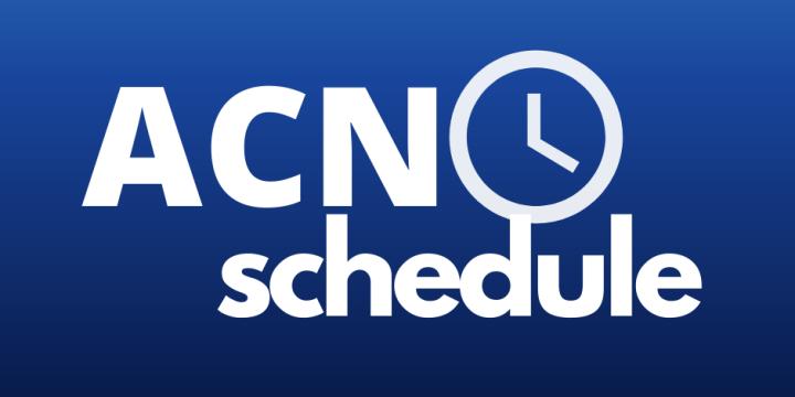 ACN Schedule