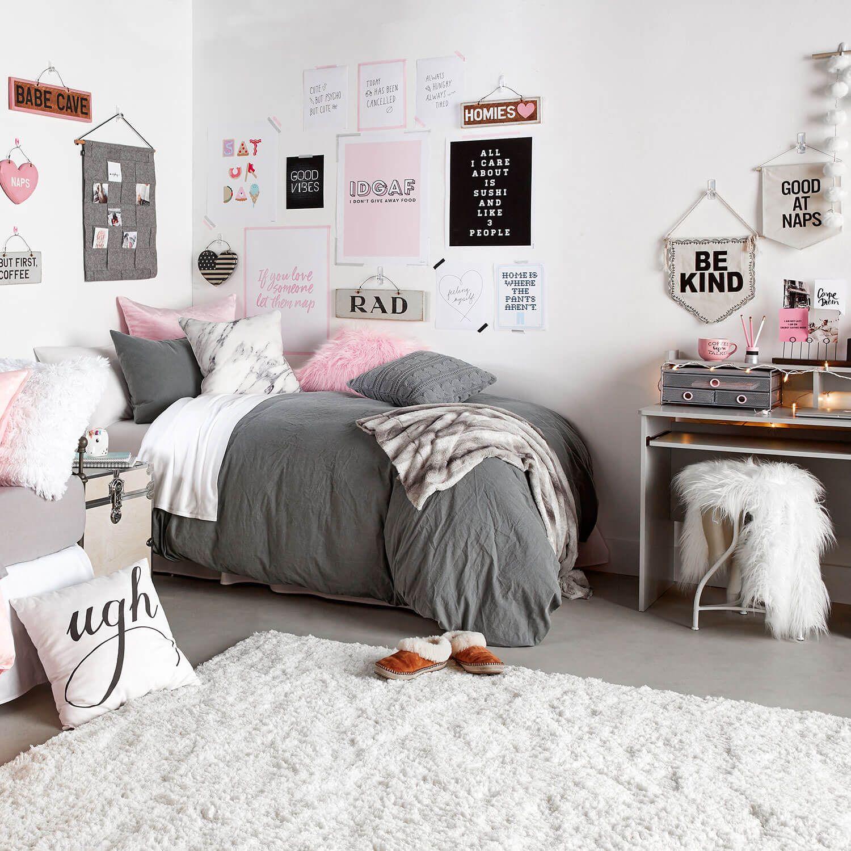 Ideas de decoración Tumblr que toda modelo debe usar en su ... on Room Decor Ideas De Cuartos Aesthetic id=42515