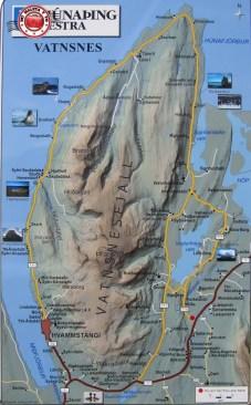 península de Vatnsnes