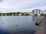 Tjörnin y ayuntamiento