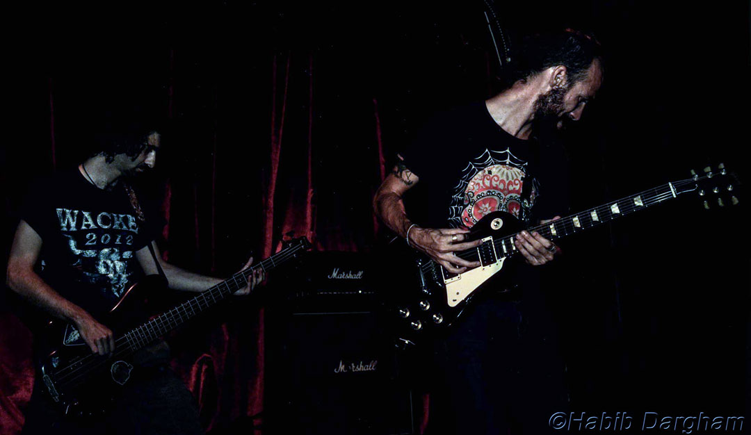 ZiX: Heavy Metal en Beirut
