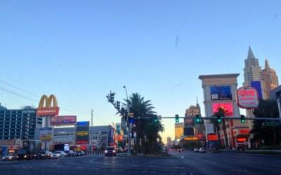 Faders y re-amping en Las Vegas