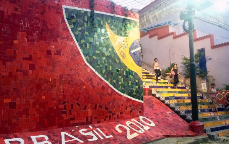 Juan Carrizo - Rio - Brasil 2010 por Selaron
