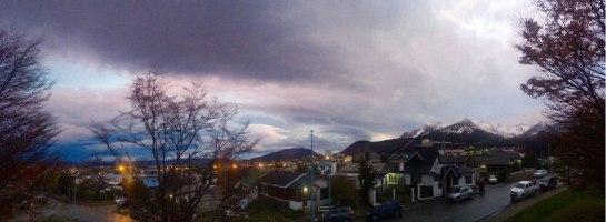 Ushuaia - Fin del mundo - Atardece en el findel mundo