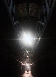 Ushuaia - Carcel del fin del mundo - La luz