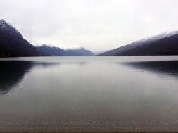 Ushuaia - Bahia de Lapataia - Lago Roca