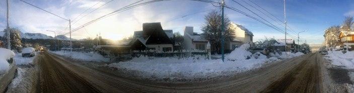Ushuaia - Fin del mundo - Hogar dulce hogar arriba