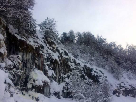 Ushuaia - Glaciar Martial - La subida