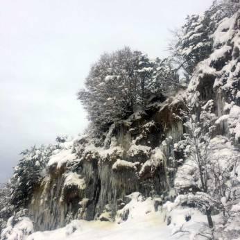 Ushuaia - Glaciar Martial - Paisaje congelado