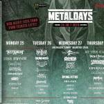 Juan Carrizo | blog - ZiX en Metal Days 2016