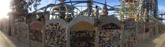 Watts Towers - Mosaicos