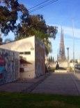 Watts Towers - a la distancia