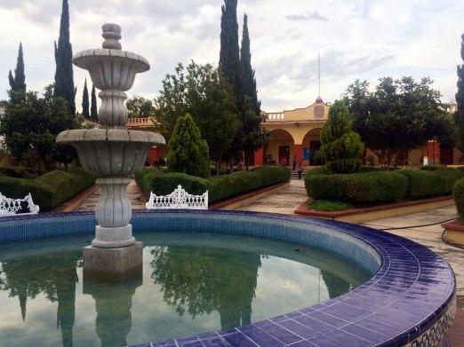 Juan Carrizo | Viajes - Fuente municipal
