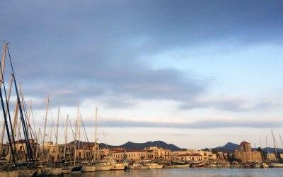 Aegina: Capital mundial del pistacho