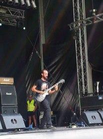 Juan Carrizo   ZiX @ Metal Days 2016 - Juan para las mazas