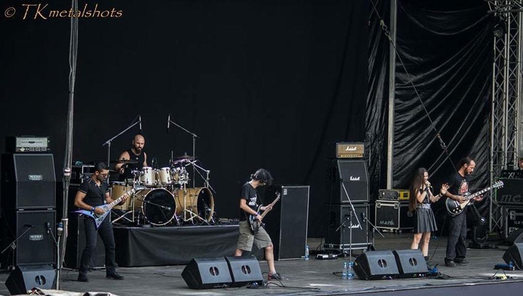 ZiX en vivo en Metal Days 2016 [crónica]