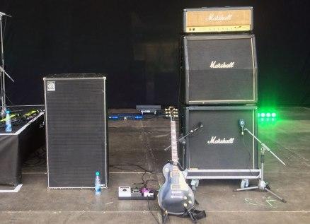 Juan Carrizo | ZiX @ Metal Days 2016 - Lola, esplendida [gear]