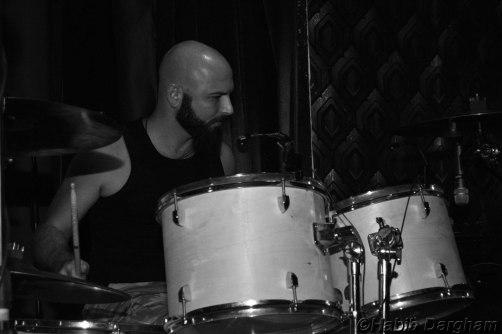 Juan Carrizo   Heavy Metal en Beirut - Ziad El Alam